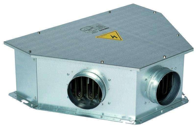 Module de chauffage électrique 3 sorties VMC