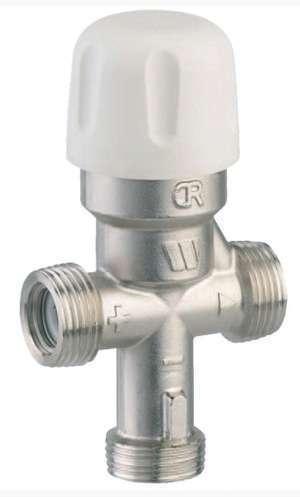 Régulateur limiteur thermostatique