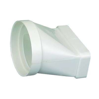 Raccord mixte droit 55x110x100 plastique