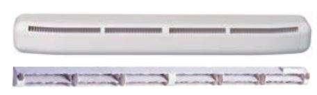 Kit Entrée d'air filtrante KIT AIR FILTER 30 - BLC/WHI Aldes 11011585