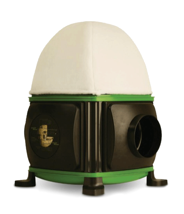 vci roof 1s unelvent ventilation insufflation 600498
