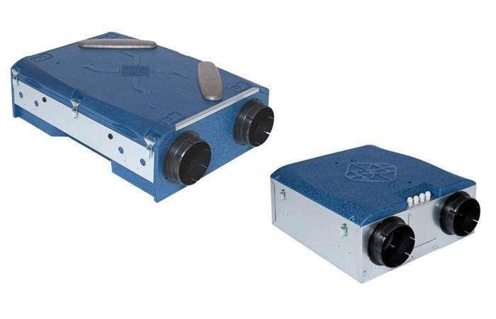 Aldes Modulo Compact micro-watt Auto by-pass