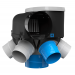 Autocosy IH Atlantic VMC simple flux autoréglable 412289