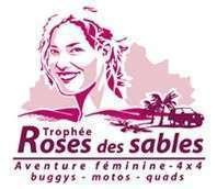"""""""Les Galinettes"""", équipage 186 du Trophée Roses des Sables, édition 2012"""