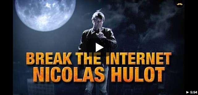 Clip de Nicolas Hulot pour la COP21. Signez !
