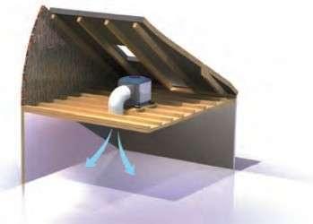 Ventilation par insufflation ou VMC ?